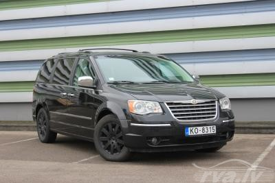 Chrysler Grand Voyager 2,8 CRD Limited Stow
