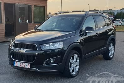 Chevrolet Captiva 2,2 TCDI AWD